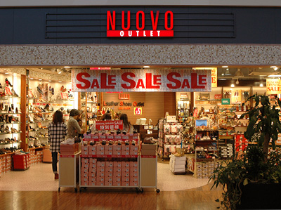 NUOVO OUTLET
