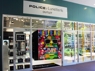POLICE/Lunetterie OUTLET