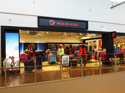 MAMMUT OUTLET