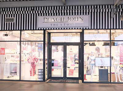 PEACH JOHN THE STORE OUTLET